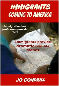 Dramatic real-life stories of 12 immigrants plus interviews with 2 immigration law professors. http://amzn.to/2ddZRJw