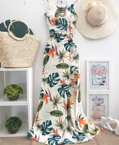 Pin Up Dresses, Short Dresses, Dresses For Formal Events, Skirt Fashion, Fashion Dresses, Tropical Vacation Outfits, Clothing Photography, Just Girl Things, Boutique Design