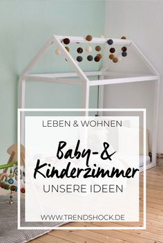 Welcome to the baby room Newborn Room, Baby Room, Ikea Stuva, Baby Zimmer, House Beds, Fairy Lights, Future Baby, Diy For Kids, Kids Room