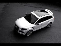 2011 Project Kahn Audi - Top Front And Side - - Wallpaper Audi Q7 S Line, World Of Warcraft, Car Car, Toys For Boys, Cars And Motorcycles, Hot Wheels, Cool Cars, Super Cars, Automobile