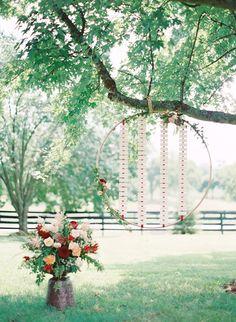 Unique Seating Chart Ideas | Bridal Musings Wedding Blog 11