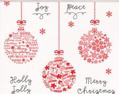 Clipart Christmas Tree Winter 1burlapandlace