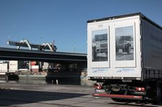 E-Ink billboards on the back of semi-trailer trucks might be the future of…