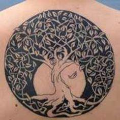 Tree of life tattoo inspiration