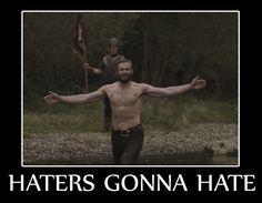 vikings tv show meme | Potential Spoilers Haters gonna Hate ( i.imgur.com )