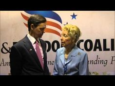 Road to Majority 2013 Backstage Access with Phyllis Schlafly