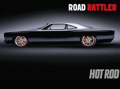 1969 Road Runner - An All-Aluminum Hemi in a Carbon-Fiber Wrapper