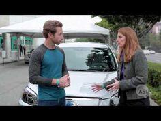 Toyota RAV4 Electric SUV Test Drive