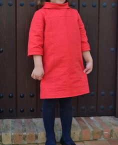 School Photo dress - might need this pattern
