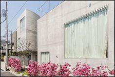 Okurayama Apartments by SANAA