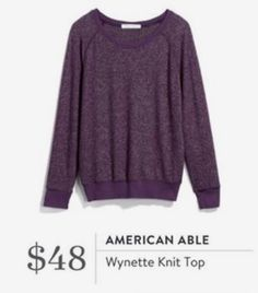 American Able Wynette Knit Top