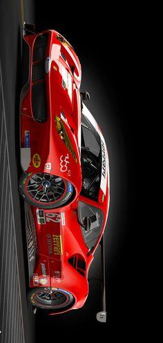 (°!°) Ferrari 488 GT3 by Dangeruss