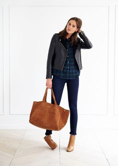 Sezane fall winter 2015 collection look book