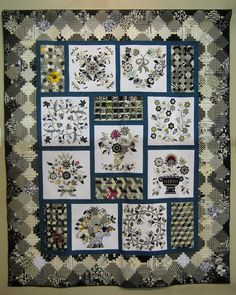 taupe Traditional Quilt Category by Be*mused, via Flickr