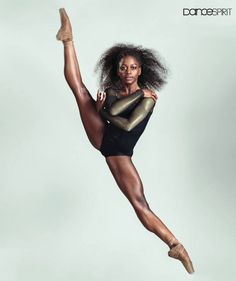 Michaela Deprince - Soloist at the Dutch Ballet