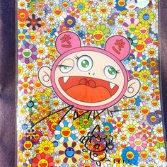 SIGNED double-sided rare Kaikai Kiki folder by Takashi Murakami. Condition: 9/10 condition (great used condition. slight dents from brief usage). Signed by Murakami at the Museum of Contemporary Art in Chicago during Jellyfish Eyes movie premier (2014). Has since been placed back in its original packaging. ★☆★ Free shipping!!!☆★☆ #takashi #murakami #signed #kaikaikiki #autographed #folders #freeshipping #takashimurakami #art #limitededition #collectibles #contemporaryart #manga #...