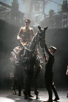 War Horse My First Broadway play in New York City, and it was AMAZING! I hope to see it again!