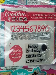 Free dies and stamps in Papercraft Essentials.