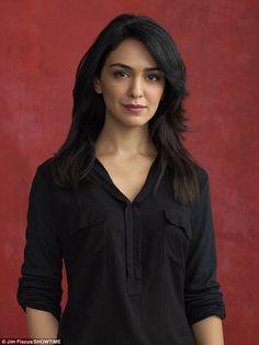 Nazanin Boniadi as lead detective