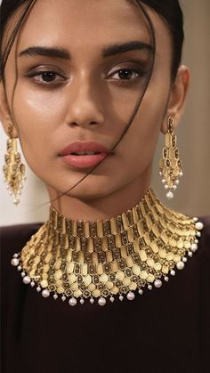 Gold Necklaces for Women - Indian Fashion Ideas | Indian Fashion Ideas