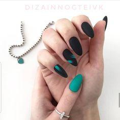 35 Simple Ideas for Wedding Nails Design - Diy Wedding Nails - Nageldesign Elegant Nail Designs, Black Nail Designs, Elegant Nails, Stylish Nails, Acrylic Nail Designs, Fake Nail Designs, Art Designs, Acrylic Nails, Design Ideas