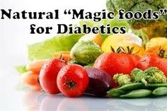 Diabetes is not so difficult to keep in control. All you need is to control your diet and have some natural remedies. By using Natural remedies the diabetics can be controlled in a beneficiary way and let your body rest and avoid any side effects that your strong medications may cause. We give you a list of natural foods that you'll soon term 'magic foods'.