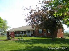 The Ward Team with Old Dominion Realty: 725 BROWER RD, Waynesboro, Va 22980 - Waynesboro Real Estate