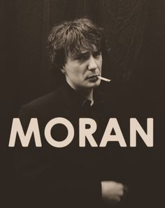 "Dylan Moran. I love the ""rugged Irishman.""  It doesn't hurt that he's f*ckin' hilarious."