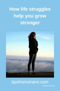 How life struggles help you grow stronger #lifestruggles #lifelessons Life Tips, Life Lessons, Life Hacks, Overcoming Obstacles, Motivation Success, Life Goals, Strong, Reading, Memes