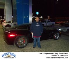 #HappyBirthday to Juan A Fernandez from Tristan Gilbert at Westside Chevrolet!
