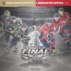 2018 Stanley Cup face off