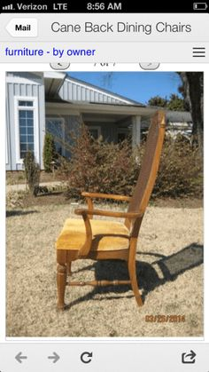 Knock Off No Sew Dining Chairs - Bless'er House High Back Dining Chairs, Dinning Room Tables, Country Dining Rooms, Paint Upholstery, Chair Upholstery, Upholstered Dining Chairs, Dining Chair Makeover, Furniture Makeover, Refurbished Chairs