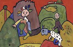Retrouvez Gaston Chaissac, peintre rustique moderne » et Jean Dubuffet, fervent défenseur de « l'art brut », pour une expo au Musée de la Poste. Jusqu'au 28 septembre.