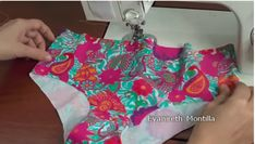 Curso Gratis: Aprende a Confeccionar un Panty - Angie Hm - Diy Bralette, Lingerie, Chor, Sewing Patterns Free, Swimsuits, Swimwear, Sewing Projects, Underwear, One Piece