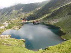Glacier lake in Romania. We spent part of our honeymoon there. Glacier Lake, Visit Romania, Hidden Places, Tourist Places, What A Wonderful World, Future Travel, Wonders Of The World, Montana, The Good Place