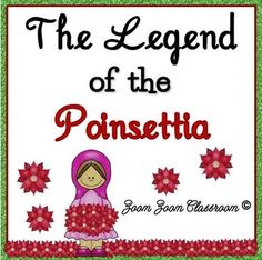 31 Best Legend Of The Poinsettia Images Legend Of The