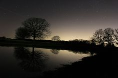 Night Sky [Explored] by Kenneth Gisi, via Flickr