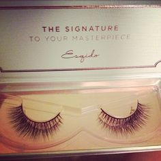 Unforgettable False Eyelashes by ESQIDO. Perfect for brides! #bridal #makeup #blushingbride #falseeyelashes #lashes #minklashes