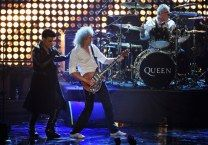 A blog post about the announcement of Adam Lambert's pending North American summer tour with classic rock band Queen.