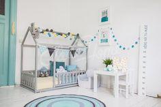 Niño cama twin size cama de bebé cama de los niños