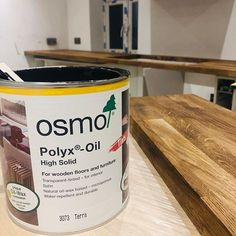 Absolutely love @osmo_uk Terra oil