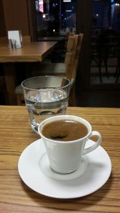 Türk kahvesi - Çıtır usta