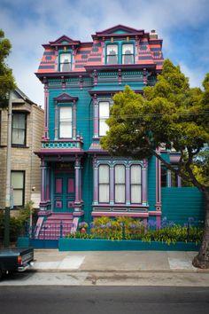 about-usa: San Francisco  California  USA (byAurimas)