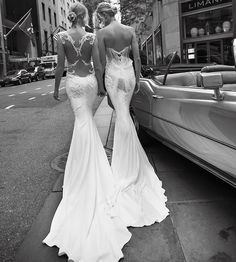 From our #DimensionsCollection catalog available now at @kleinfeldbridal : @alexanderlipkin