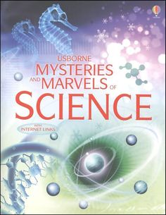 Usborne Internet Linked Mysteries & Marvels Science Book