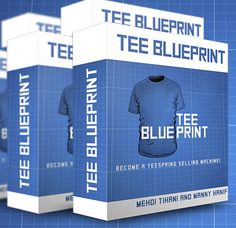 Tee Blueprint – TOP Course to Start Making Tons of Money Selling T-Shirts Online and Become a Teespring Selling Machine