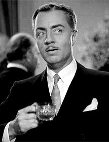 William Powell <3 <3 <3 I could watch this all day