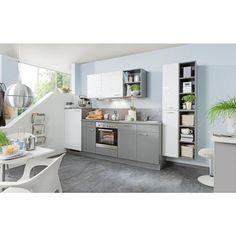 Topmoderner Küchenblock von WELNOVA - die Wohlfühloase mit Geschmack!