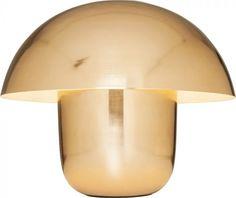 Schöne Tischlampe von Kare in Championform. Diese Tischlampe von Kare ist aus Metall gefertigt und mit einer Kupferfarbe versehen. Die Form erinnert an einen Champion, der dieser Lampe einen überraschenden, verspielten Look verleiht. Die Lampe ist zum Beispiel im Wohnzimmer oder Schlafzimmer schön. Kare Design, Form, Champion, Lighting, Home Decor, Bedroom, Living Room, Light Fixtures, Metal