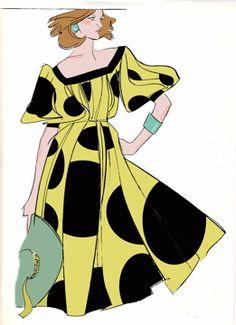 Fshion illustration.